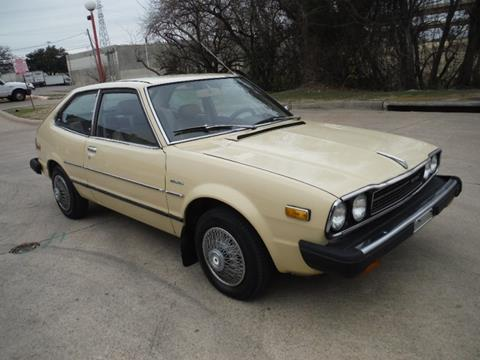 1979 Honda Accord for sale in Dallas, TX
