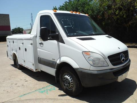 2013 Mercedes-Benz Sprinter Cab Chassis for sale in Dallas, TX