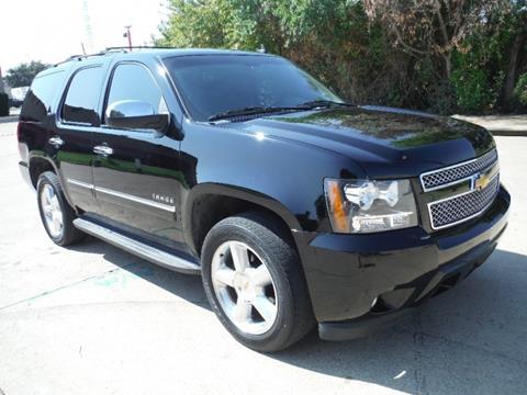 2012 Chevrolet Tahoe for sale in Dallas, TX