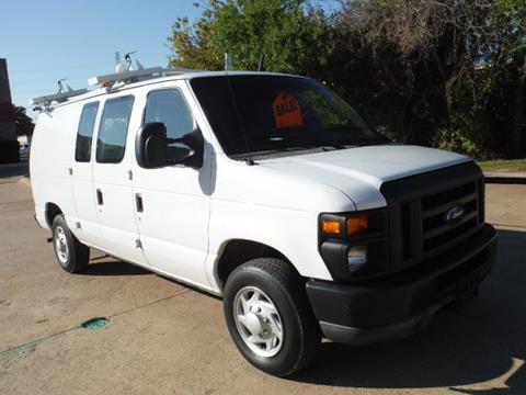 2010 Ford E-Series Cargo for sale in Dallas, TX