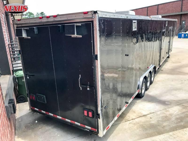 2000 US Cargo 53FT Enclosed Trailer Dual AC  - Marietta GA