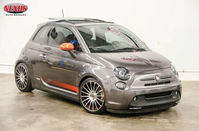 2014 FIAT 500e for sale at Nexus Auto Brokers LLC in Marietta GA