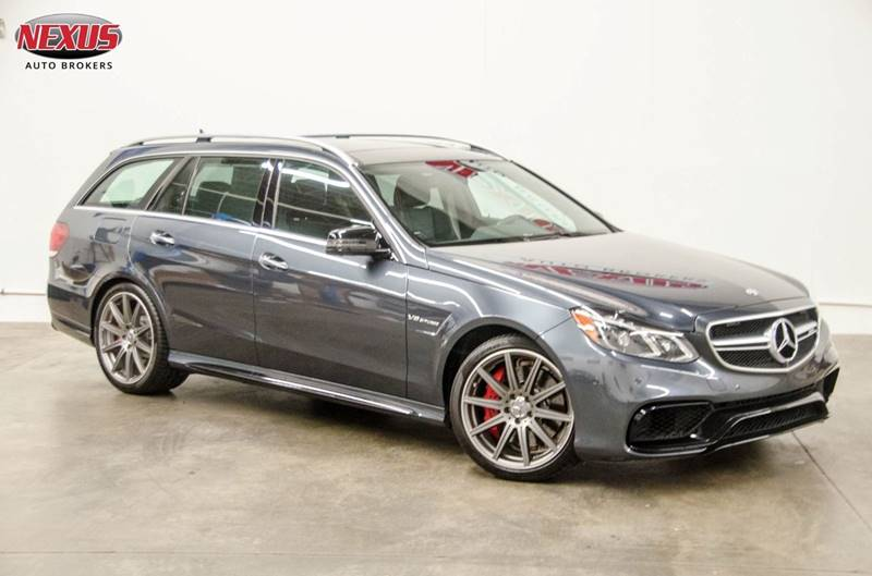 2014 Mercedes Benz E Class E 63 Amg S Model In Marietta Ga Nexus