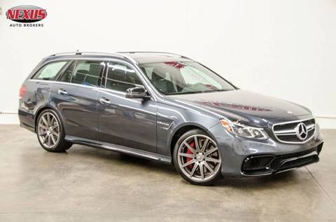 2014 Mercedes-Benz E-Class for sale at Nexus Auto Brokers LLC in Marietta GA