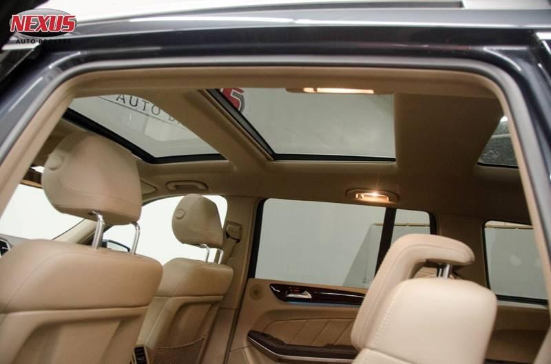 2013 Mercedes-Benz GL-Class AWD GL 450 4MATIC 4dr SUV - Marietta GA