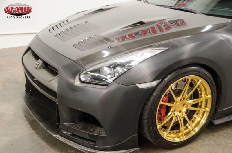 2012 Nissan GT-R AWD Premium 2dr Coupe - Marietta GA