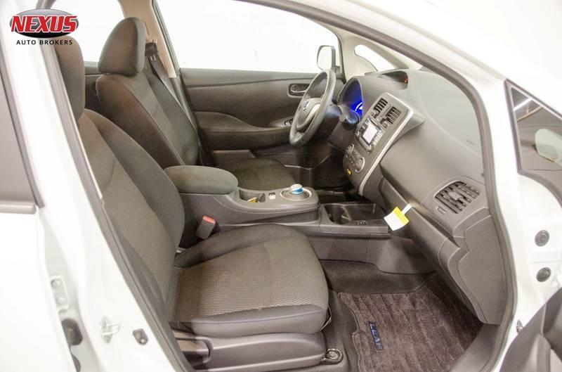 2014 Nissan LEAF S 4dr Hatchback - Marietta GA