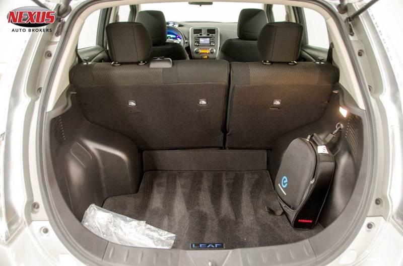 2015 Nissan LEAF S 4dr Hatchback - Marietta GA