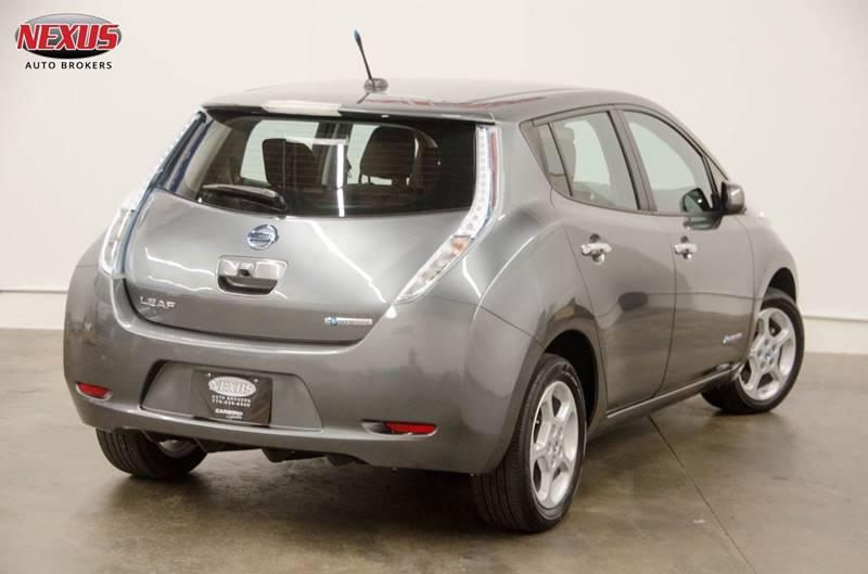 2014 Nissan LEAF SV 4dr Hatchback - Marietta GA