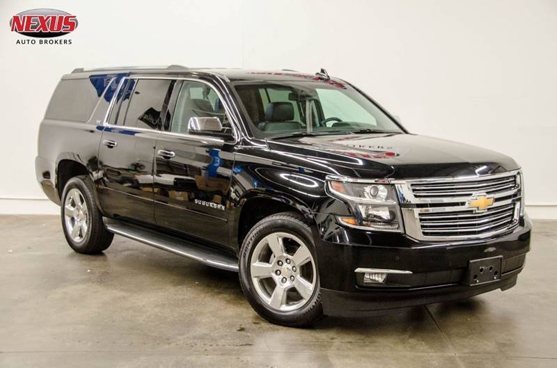 2015 Chevrolet Suburban for sale at Nexus Auto Brokers LLC in Marietta GA