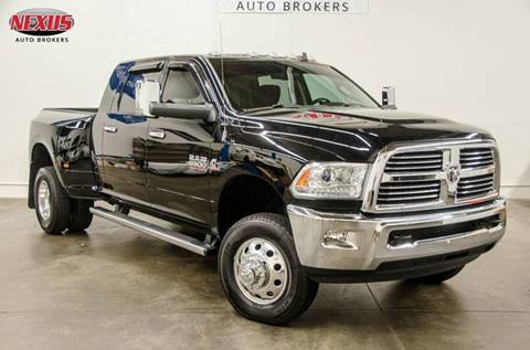 2013 RAM Ram Pickup 3500 for sale at Nexus Auto Brokers LLC in Marietta GA