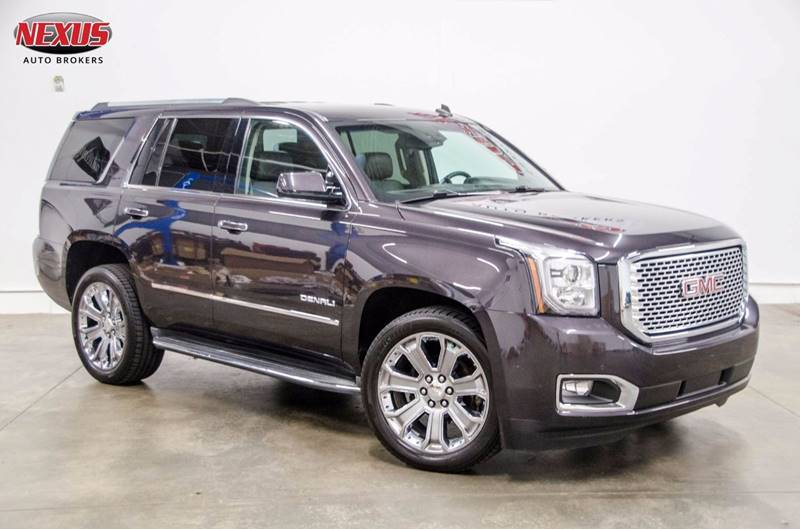 2015 gmc yukon denali in marietta ga nexus auto brokers llc. Black Bedroom Furniture Sets. Home Design Ideas