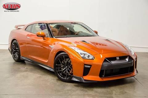 2017 Nissan GT-R for sale in Marietta, GA