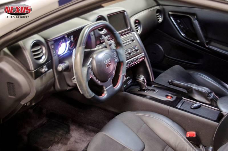 2014 Nissan GT-R Premium AWD 2dr Coupe: Nissan GT-R Premium AWD 2dr Coupe Black Coupe 3.8L V6 Twin Turbocharger Automati