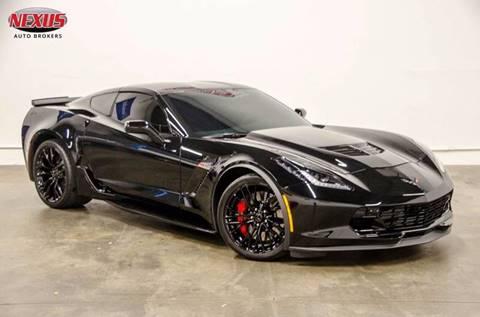 2017 Corvette Z06 For Sale >> Chevrolet Corvette For Sale In Marietta Ga Nexus Auto