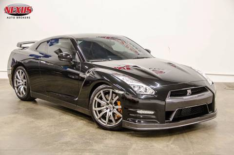 2013 Nissan GT-R for sale at Nexus Auto Brokers LLC in Marietta GA