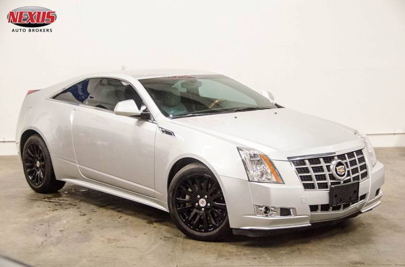 2012 Cadillac CTS for sale at Nexus Auto Brokers LLC in Marietta GA