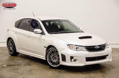2013 Subaru Impreza for sale at Nexus Auto Brokers LLC in Marietta GA