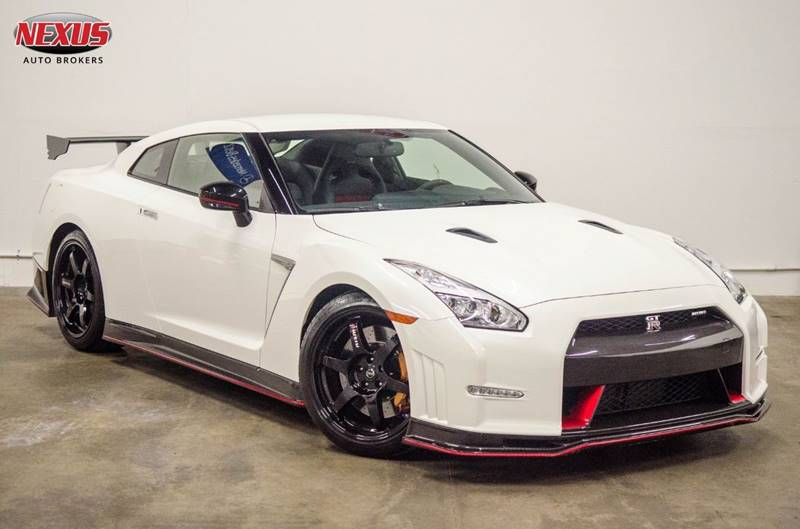 2016 Nissan GT-R NISMO In Marietta, GA - Nexus Auto Brokers LLC