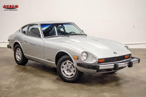 1977 Datsun 280Z for sale at Nexus Auto Brokers LLC in Marietta GA