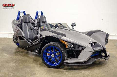 2016 Polaris Slingshot for sale at Nexus Auto Brokers LLC in Marietta GA