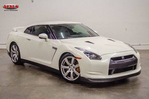 2009 Nissan Gt R For Sale Carsforsale