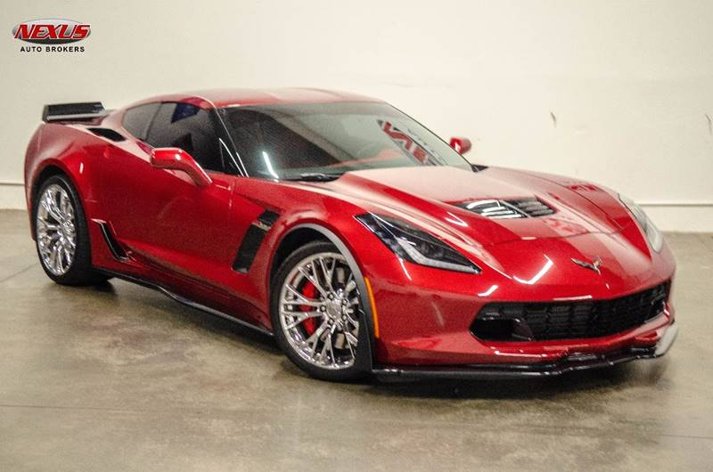 2015 Chevrolet Corvette for sale at Nexus Auto Brokers LLC in Marietta GA