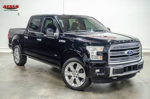 2016 Ford F-150 for sale at Nexus Auto Brokers LLC in Marietta GA