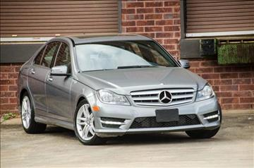 2013 Mercedes-Benz C-Class for sale at Nexus Auto Brokers LLC in Marietta GA