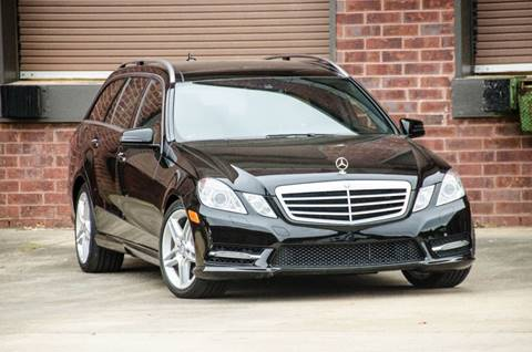 2013 Mercedes-Benz E-Class for sale at Nexus Auto Brokers LLC in Marietta GA