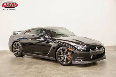 2010 Nissan GT-R for sale at Nexus Auto Brokers LLC in Marietta GA