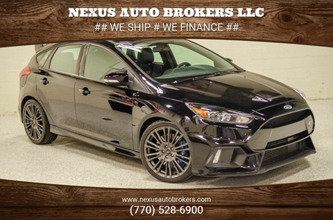 2017 Ford Focus for sale at Nexus Auto Brokers LLC in Marietta GA