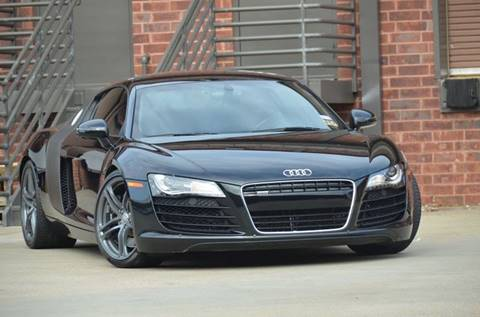 2009 Audi R8 for sale at Nexus Auto Brokers LLC in Marietta GA