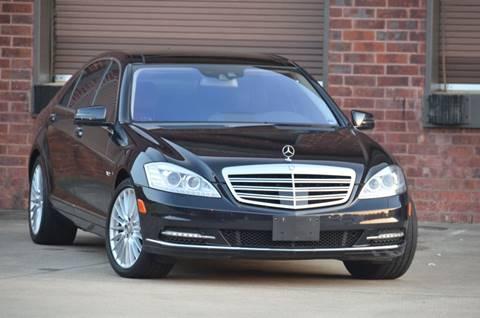 2010 Mercedes-Benz S-Class for sale at Nexus Auto Brokers LLC in Marietta GA