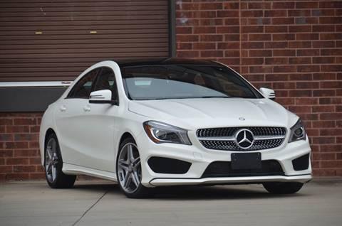 2014 Mercedes-Benz CLA for sale at Nexus Auto Brokers LLC in Marietta GA