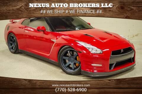 2016 Nissan GT-R for sale at Nexus Auto Brokers LLC in Marietta GA