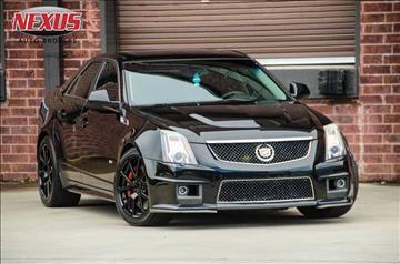 2010 Cadillac CTS-V for sale at Nexus Auto Brokers LLC in Marietta GA