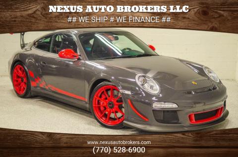 2011 Porsche 911 for sale at Nexus Auto Brokers LLC in Marietta GA