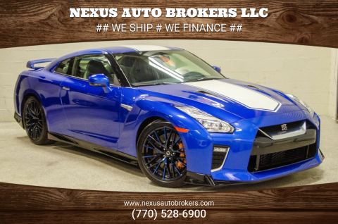 2020 Nissan GT-R for sale at Nexus Auto Brokers LLC in Marietta GA