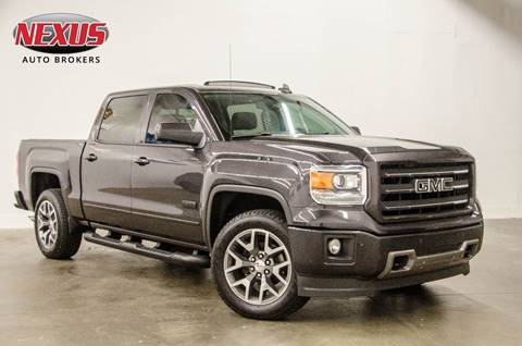 2015 GMC Sierra 1500 for sale at Nexus Auto Brokers LLC in Marietta GA