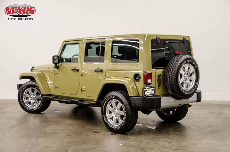 2013 jeep wrangler unlimited sahara in marietta ga nexus auto brokers llc. Black Bedroom Furniture Sets. Home Design Ideas
