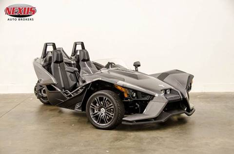 2015 Polaris Slingshot for sale at Nexus Auto Brokers LLC in Marietta GA