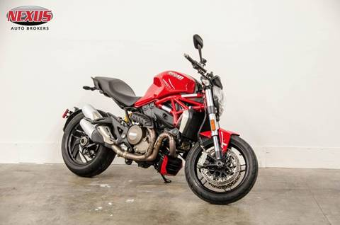 2015 Ducati Monster 1200 S for sale at Nexus Auto Brokers LLC in Marietta GA