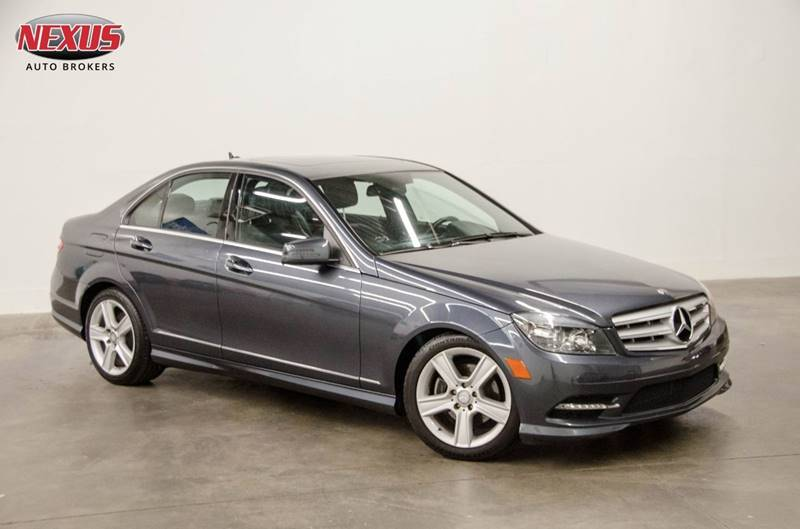 2011 MercedesBenz CClass C300 Sport 4MATIC AWD 4dr Sedan In