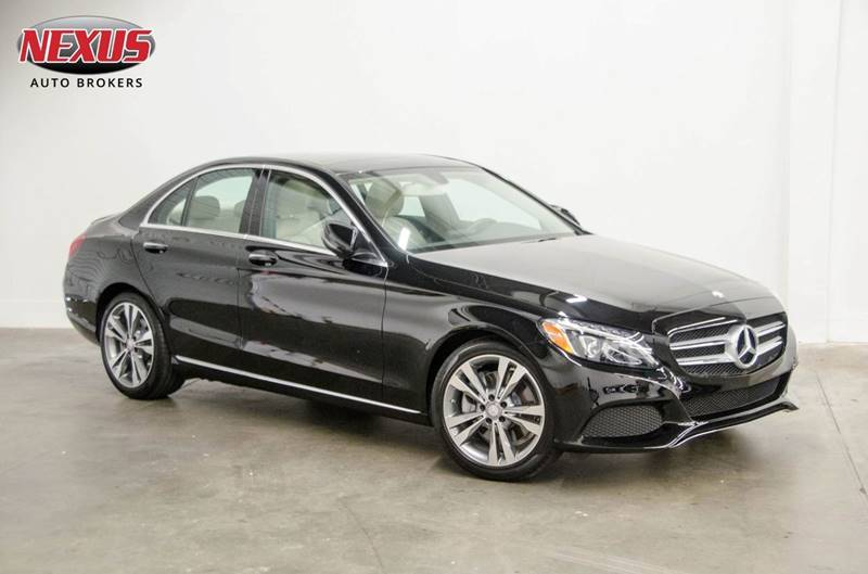 2016 Mercedes-Benz C-Class for sale at Nexus Auto Brokers LLC in Marietta GA