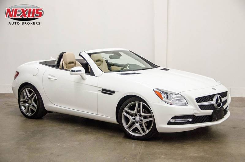 2014 mercedes benz slk slk 250 in marietta ga nexus. Black Bedroom Furniture Sets. Home Design Ideas