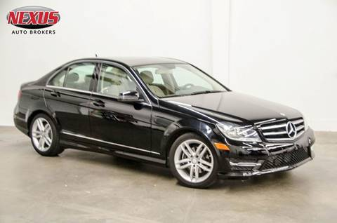 2014 Mercedes-Benz C-Class for sale at Nexus Auto Brokers LLC in Marietta GA