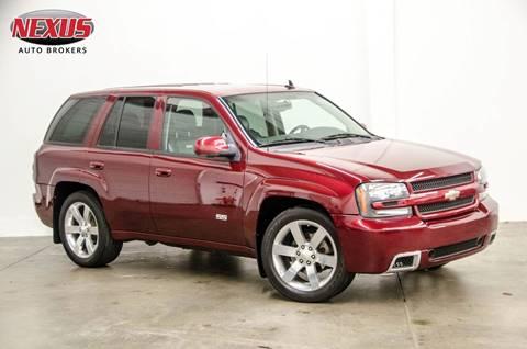 2008 Chevrolet TrailBlazer for sale at Nexus Auto Brokers LLC in Marietta GA