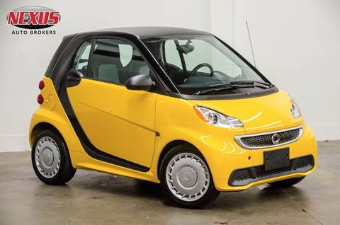 2015 Smart fortwo for sale at Nexus Auto Brokers LLC in Marietta GA