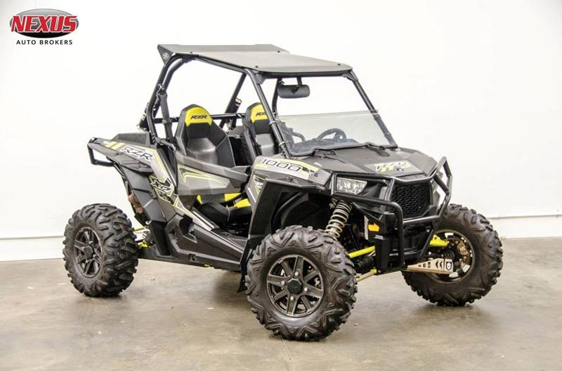 2016 polaris rzr xp 1000 eps in marietta ga nexus auto brokers llc. Black Bedroom Furniture Sets. Home Design Ideas